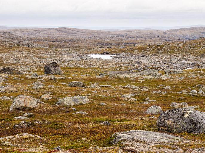 Liekö tuosta kiva kulkea... Roancejavrrit, Norja