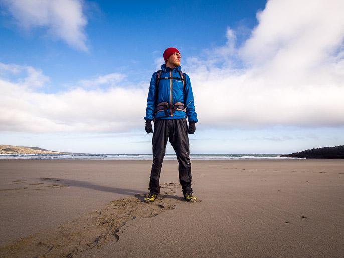1200 kilometriä ja muutama kuukausi takana. Sandfjord, Norja